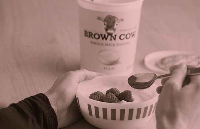 Brown Cow - Our Yogurts