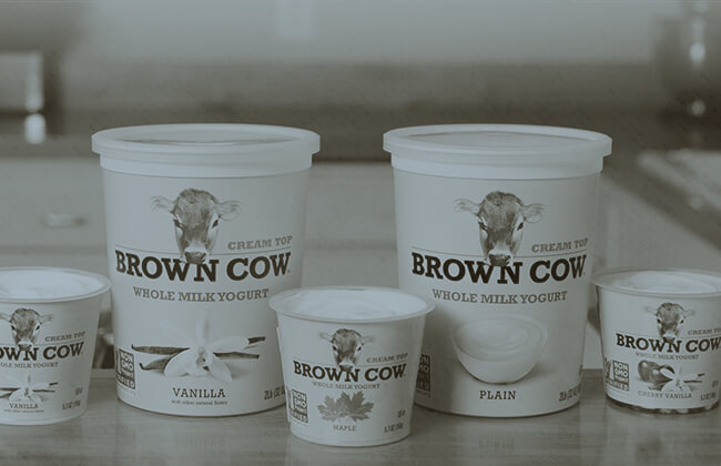 Brown Cow - Store Locator